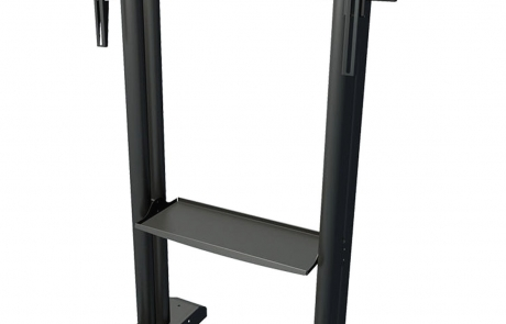 11450- SCENARIO – Stand/cart floor flat panel support