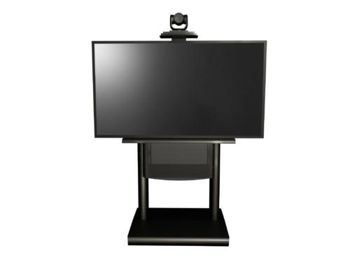 """supporto per videoconferenza monitor tv fino a 110"""""""