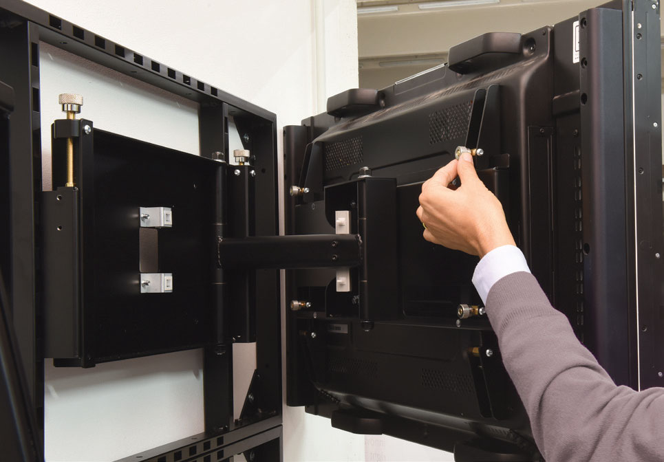 planarita garantita soluzione videowall