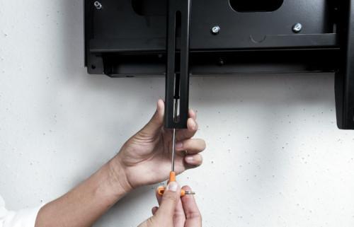 supporto video wall sicurezza sempre