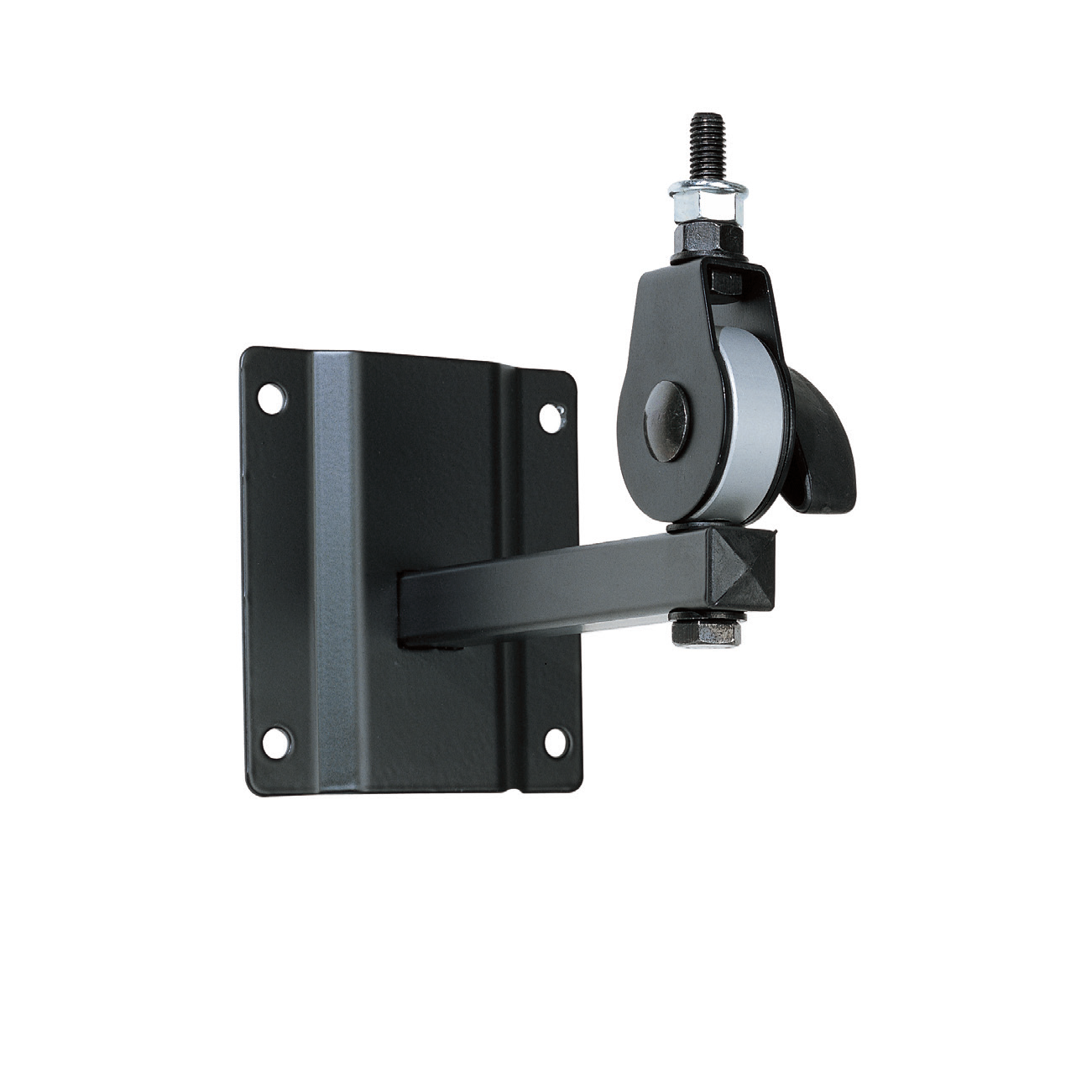 Wall Mounting Speaker Bracket With M10 Thread Ral 9005