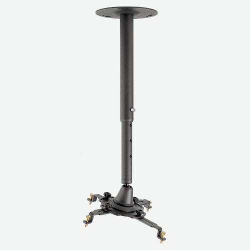 Supporto videoproiettore da soffitto telescopico, 400-600 mm
