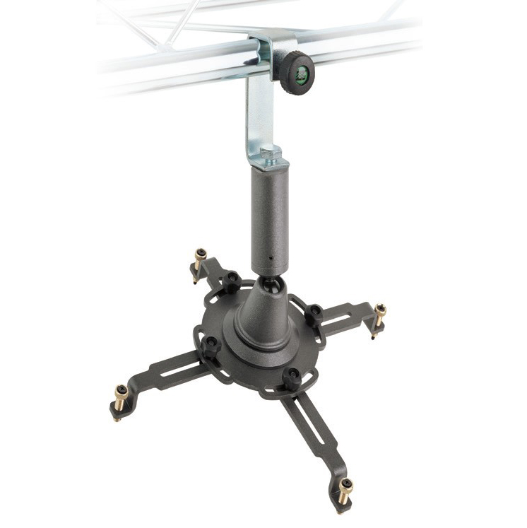 universal projector mount for truss