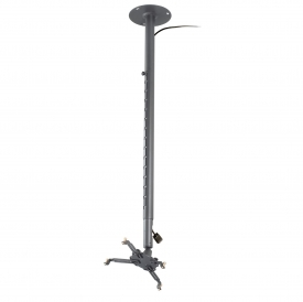 06625 Videoprojector ceiling mount, telescopic,