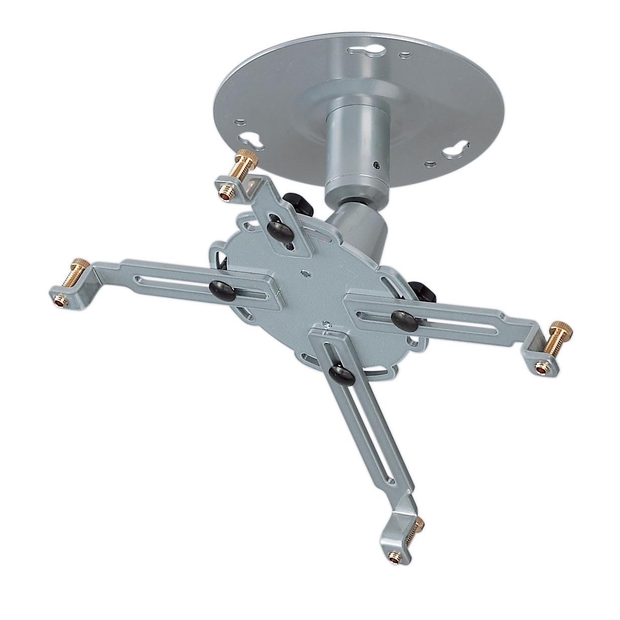 06826 Supporto da soffitto universale braccio 50mm, silver