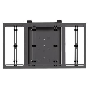 11654 XXL FRAME – Flat panel tv mount up to 120 kg, black