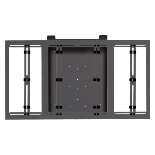11654 XXL FRAME – Flat panel tv mount up to 120 kg, black