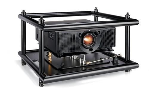 Kalibro Supporto videoproiettori sovrapposti (stacking) destinati a proiezioni tridimensionali (3D) professionali e semiprofessionali.