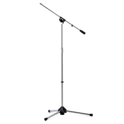 microphone floor stand with boom arm -00622-P
