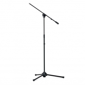 microphone floor stand with boom arm 00623-P