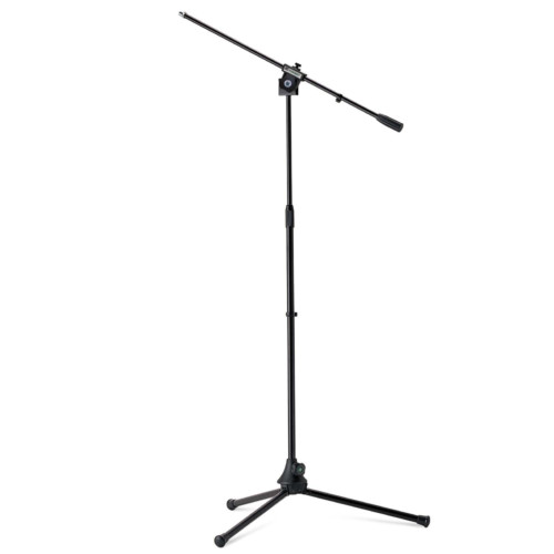 microphone floor stand with boom arm and brand 00624